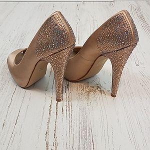 Steve Madden Playy-R Sparkle Heels